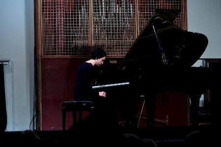 Pina Napolitano, concerto di pianoforte a Desenzano del Garda