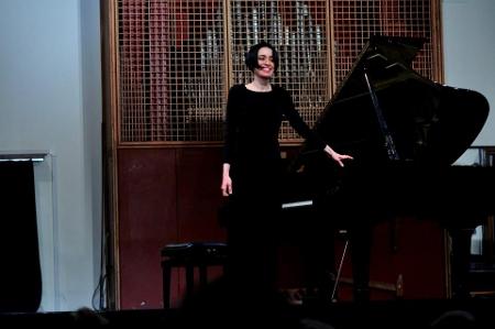 Pina Napolitano, concerto di pianoforte a Desenzano del Garda 2